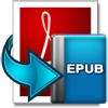 <p> 	Enolsoft PDF to EPUB for Mac helps Mac users to easily and quickly convert Adobe PDF files(including password protected PDF files) to EPUB formats while retains the original hyperlinks, fonts and layouts for read on many popular ebook readers.</p>