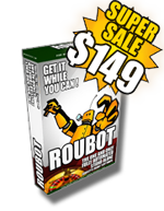cheap ROUBOT - The One And Only Fully Automated Roulette Robot Software