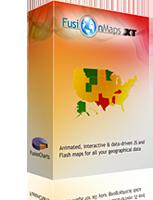 FusionMaps Enterprise License - XT | FusionCharts Technologies