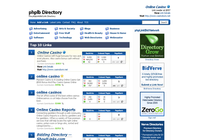 <p>PHP Directory Script is <strong>fully scalable</strong> from large to small companies.  Features include but are not limited to The Best Full Featured <strong>PHPDirectory Script </strong>on the net!</p>