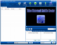 Video Watermark Subtitle Creator Standard Edition coupon