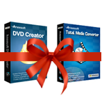 Aneesoft DVD Creator and Total Media Converter Bundle for Windows discount coupon