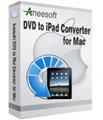 Aneesoft DVD to iPad Converter for Mac coupon