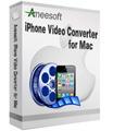 Aneesoft iPhone Video Converter for Mac coupon
