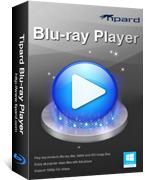 Tipard Blu-ray Player Lifetime License Screen shot