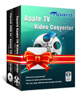 <p> 	Tipard Apple TV Converter Suite is capable of acting as a pure stand-alone Apple TV converter, which resorts to convert DVD and convert almost all popular video formats to Apple TV MP4, H.264 video formats for you to enjoy on your HDTV</p>