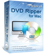 Tipard DVD Ripper for Mac coupon