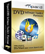 Tipard DVD Software Toolkit Platinum coupon