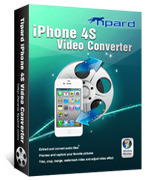 Tipard iPhone 4S Video Converter discount coupon