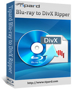 <p> 	Tipard Blu-ray to DivX Ripper allows you to rip Blu-ray Disc and general DVD to DivX and other popular video format. You can convert any popular video and even HD video to DivX format.</p>