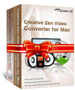 <p> 	Tipard Creative Zen Converter Suite for Mac plays the video editor function for Creative Zen users to optimize the video effect,such as adjust Brightness, Contrast, Saturation video effect, trim video, etc.</p>