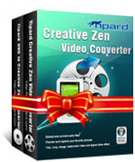<p>Tipard Creative Zen Converter Suite, compuesta de Creative Zen Video Converter y DVD a Creative Zen Converter, puede convertir el vídeo como MPEG, MPEG2, VOB, MPG, MP4, vídeo HD a Creative Zen AVI videos y DVD rip formato video Zen.</p>