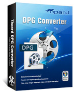 <p> 	Tipard DPG Converter is specially designed for NDS fans to convert video to DPG/DPG2/DPG3/DPG4 and MP3, MP2 audio. Also, it enables you to split source video file, adjust the output effect, add watermark, select audio track and subtitle, etc.</p>