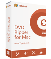 Tipard DVD Ripper for Mac discount coupon