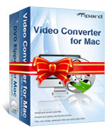 <p> 	Tipard DVD Ripper Pack for Mac provides you with two softwares - Mac DVD Ripper and Video Converter for Mac for you to rip DVD on Mac and convert video for Mac users. Moreover, it can rip DVD to all videos, HD videos, and audios.</p>