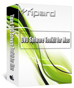 <p>Tipard DVD logiciel Toolkit for Mac est vraiment l'outil de logiciel de Mac DVD tout-en-un, qui comprend DVD Ripper pour Mac, Mac Video Converter, Mac iPod Transfer Pro et iPhone Ringtone Maker pour Mac, DVD Cloner 6 pour Mac.</p>