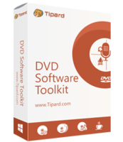 Tipard DVD Software Toolkit discount coupon