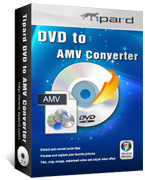 <p> 	Tipard DVD to AMV Converter can rip DVD to AMV, MTV and MP3, MP2, WAV audio formats for you to enjoy on MP4 players, as well as S1 MP3 players. This DVD to AMV ripper allows you to rip your selected chapters/titles or the whole DVD disk.</p>