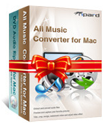 <p>Tipard DVD to Audio Suite para Mac consiste de dos software conversor de audio profesional: Tipard DVD Audio Ripper para Mac (DVD video to Audio Converter) y Tipard All Music Converter para Mac.</p>