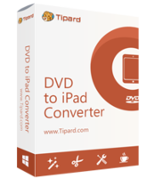 Tipard DVD to iPad Converter discount coupon