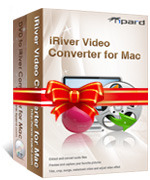<p> 	Tipard DVD to iRiver Suite for Mac can convert DVD to iRiver WMV, AVI formats on Mac.it has the ability of Mac Video Converter to iRiver to convert any video to iRiver WMV/AVI.</p>