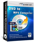Tipard DVD to MP4 Converter coupon