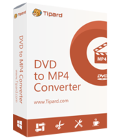 Tipard DVD to MP4 Converter discount coupon