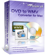 <p> 	Tipard DVD to WMV Converter for Mac owns the overwhelming conversion speed to convert DVD files to WMV on Mac. And it highly supports many devices, including Zune, Zune 2, Xbox 360, Blackberry, Dell Player, HP iPAQ, Pocket PC.</p>