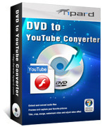 <p> 	Tipard DVD to YouTube Converter is designed to transfer DVD to YouTube FLV for YouTube uploading. This DVD to YouTube Converter also can convert DVD to FLV for MySpace, Yahoo! Video, Google Video, etc.</p>