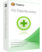 Tipard iOS Data Recovery Screen shot