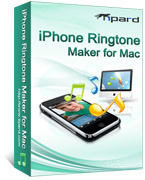 Tipard iPhone Ringtone Maker for Mac coupon