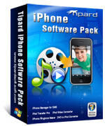<p> 	Tipard iPhone Software Pack has integrated functions of DVD to iPhone Converter, iPhone Video Converter, iPhone Transfer, iPhone Ringtone Maker and iPhone Manager for SMS. It supports all iPhone/iPod versions, especially the latest iPhone 4/iPad 2.</p>