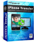 <p> 	Tipard iPhone Transfer is powerfully enough to transfer music/movie/Pictures files/Camera Roll/Ringtone/Voice memos from iPhone to PC or iTunes. Plus, iPhone users can also import video, movie, image, ringtone, to your iPhone without any loss.</p>