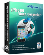 <p> 	Tipard iPhone Video Converter can convert almost all videos, including HD videos, to MP4 and H.264 video formats for iPhone, iPhone 3G/3GS/iPhone 4. It can also extract audio from any video and convert audio to iPhone/iPhone 3G audio formats.</p>