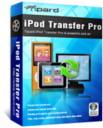 <p> 	Tipard iPod Transfer Pro can be easy to transfer music/movie/Pictures/Camera Roll/Ringtone/Voice memos from iPod to PC. Plus, it can help you import video, audio, image files, ringtone from PC to your iPod.</p>