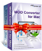 <p> 	Tipard Mod Converter Mate for Mac is a discount software, the combination of Mac Mod Converter and DVD Ripper for Mac. It can convert Mod to MP4, convert Mod to AVI, WAV, FLV, 3GP, etc, and it can rip DVD to all popular video and audio formats.</p>