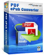 <p> 	Tipard PDF ePub Converter can provide you with the best PDF to ePub converting experience. It will preserve the original texts, layout, images, hyperlinks and everything while converting PDF to ePub format.</p>