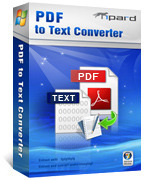 Tipard PDF to Text Converter coupon code