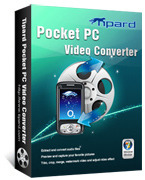 <p>Tipard Pocket PC Video Converter ist ein all-in-One Pocket PC Converter. Dieser Pocket PC Video Converter kann fast alle populären Videoformate wie MPEG, RM, MPV, MOD, TOD, FLV, etc.-Video konvertieren, für Pocket PC WMV, AVI-format.</p>
