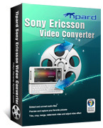 Tipard Sony Ericsson Video Converter coupon code