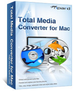Tipard Total Media converter for Mac coupon