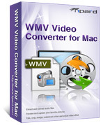 Tipard WMV Video Converter for Mac discount coupon