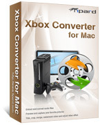 <p> 	Tipard Xbox Converter for Mac convert video like MP4, H.264, M4V, AVI, WMV, 3GP, 3GPP, MPG, MPEG, and HD video/movie to Xbox/Xbox 360 HD WMV, HD ASF, HD MPEG4(.mp4), HD AVI, etc.</p>