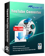 <p> 	Tipard YouTube Converter is a powerful YouTube video converter and YouTube downloader, which allows you to easily download and convert YouTube video files downloaded from YouTube, Google Video, MySpace, etc to many popular video formats directly.</p>