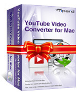 <p> 	Tipard YouTube Mate for Mac is top Mac YouTube Downloader Mate for Mac users. It blends the functions of DVD to FLV Converter for Mac and YouTube Video Converter for Mac.</p>