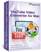 <p> 	Tipard YouTube Video Converter for Mac is a prominent Mac YouTube Video Converter for Mac users to convert video to YouTube FLV/SWF Mac, so it is available to convert MPEG to FLV, convert WMV to FLV, convert AVI to FLV on Mac, as well as VOB, etc.</p>
