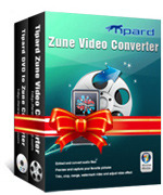 <p> 	Tipard Zune Converter Suite is an all-around converter for Zune player, and it combines DVD to Zune Converter and Zune Video Converter. This best Zune Converter Pack can easily rip DVD, IFO and all video formats to Zune, Zune 2 MP4, WMV.</p>