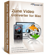 <p> Tipard Zune Video Converter para Mac puede convertir todos los formatos video populares tales como MPG, MPEG, MPEG2, VOB, MP4, M4V, RM, RMVB, WMV, ASF, MKV, TS, MPV, AVI, 3GP, 3G2, FLV, MPV, MOD, TOD, HD TS, MTS HD, HD M2TS MPG, HD, HD videos MPEG a Zune, etc. </p>