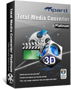 Tipard Total Media Converter Platinum Lifetime