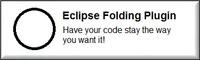 Eclipse Folding Plugin Professional discount code